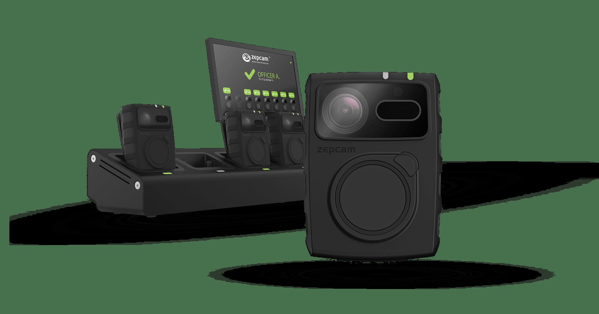 Body Camera Starter Package- ZEPCAM
