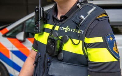 Dutch Police selects bodycams from ZEPCAM to support police officers on the street