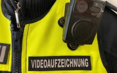 The State of Lower Saxony (DE) starts the roll-out of ZEPCAM Body Cameras