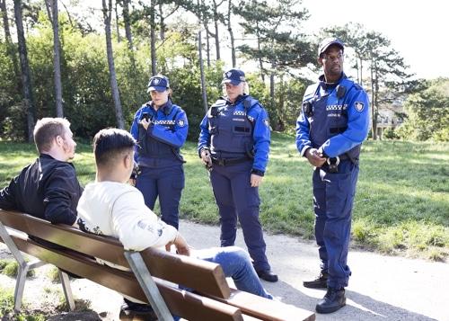 Bodycam BOAs - Dutch Local Law Officer