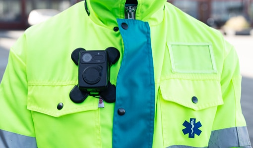Bodycams increase feelings of safety in hospitals