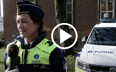 Bodycam proves increasingly popular with the police in Belgium
