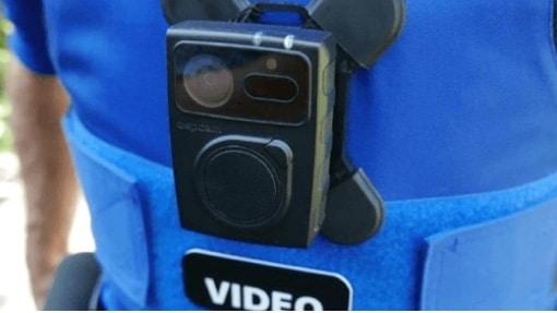 Bodycam Swiss Police