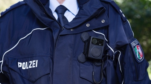 Bodycams introduced across the board by Hannover Police Directorate
