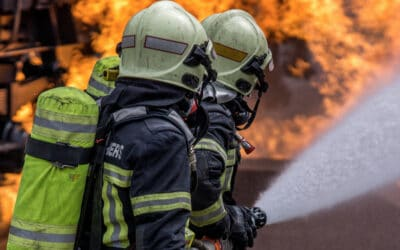 After numerous attacks, French firefighters are equipped with bodycams