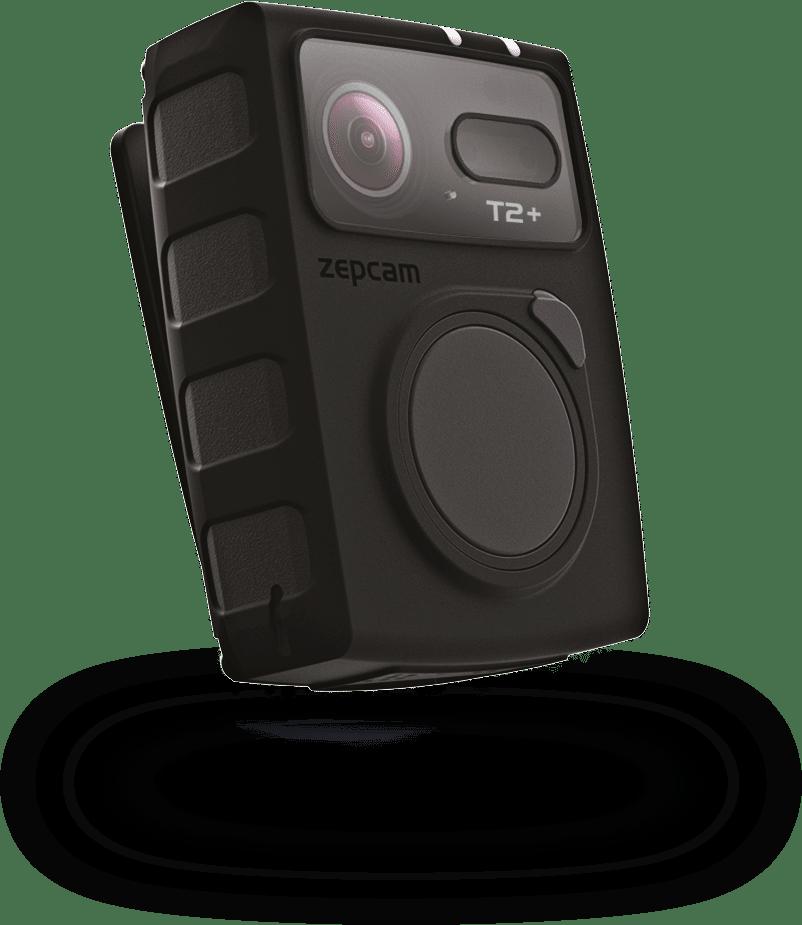 Professional BodyCam T2 - 3D ZEPCAM