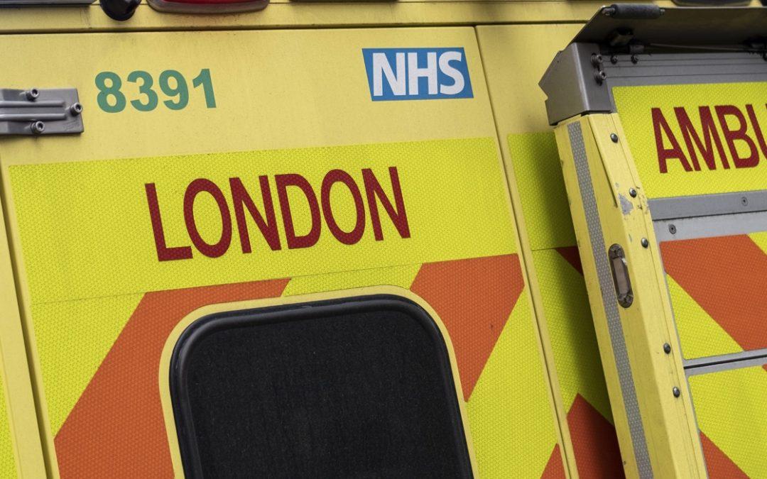 London paramedics introduce bodycams following surge in violent attacks