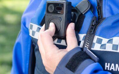Law Enforcement Officers in Almelo start using Bodycams