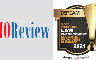 ZEPCAM is Most Promising Law Enforcement Solutions Provider
