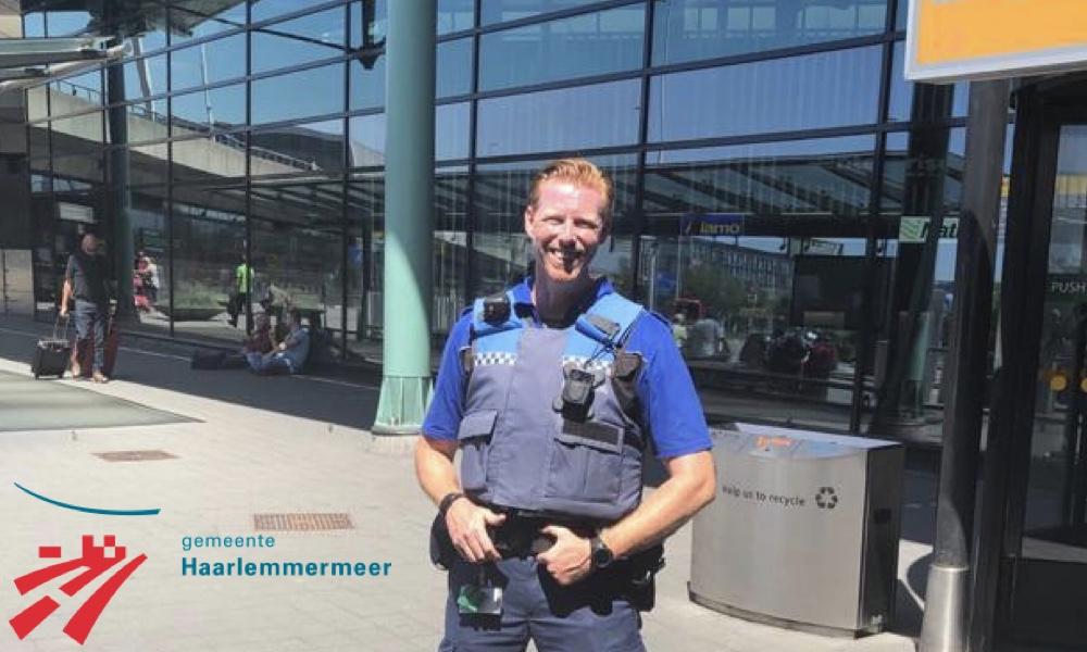 Case Study Bodycam Gemeente Haarlemmermeer - Schiphol