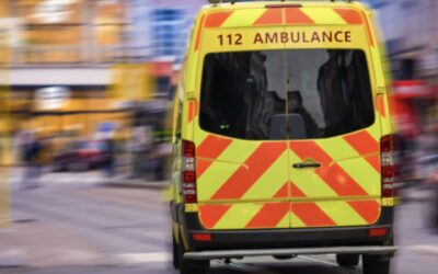 Paramedics in England to wear bodycams after successful London trial