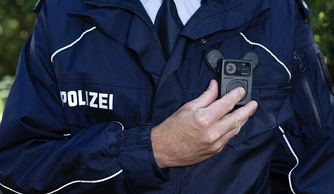 Police and fire brigade in Berlin start trialling bodycams