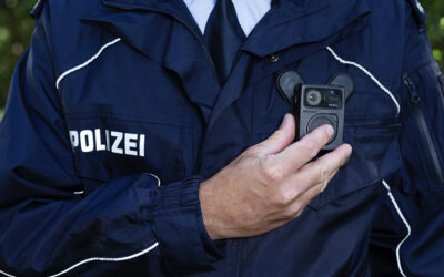 Bodycam usage goes mainstream in southwest Germany with more than 30,300 bodycam missions