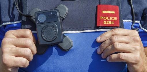 Swiss Police Bodycam