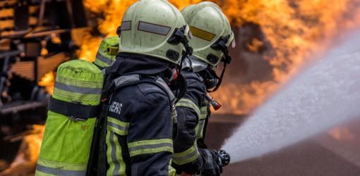 Firemen-bodycam