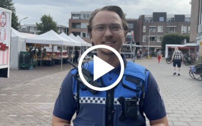 Interview with a bodycam user: law enforcement in the Netherlands